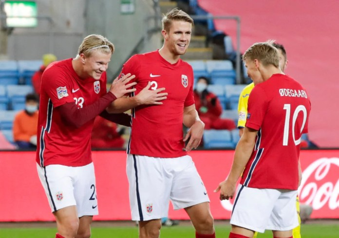 Norway rushing to find second squad for Nations League fixture after  coronavirus forces cancellation   The Independent