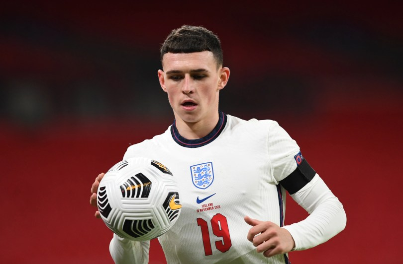Phil Foden's England redemption hailed by Gareth Southgate after taking  tough lessons from his mistakes | The Independent