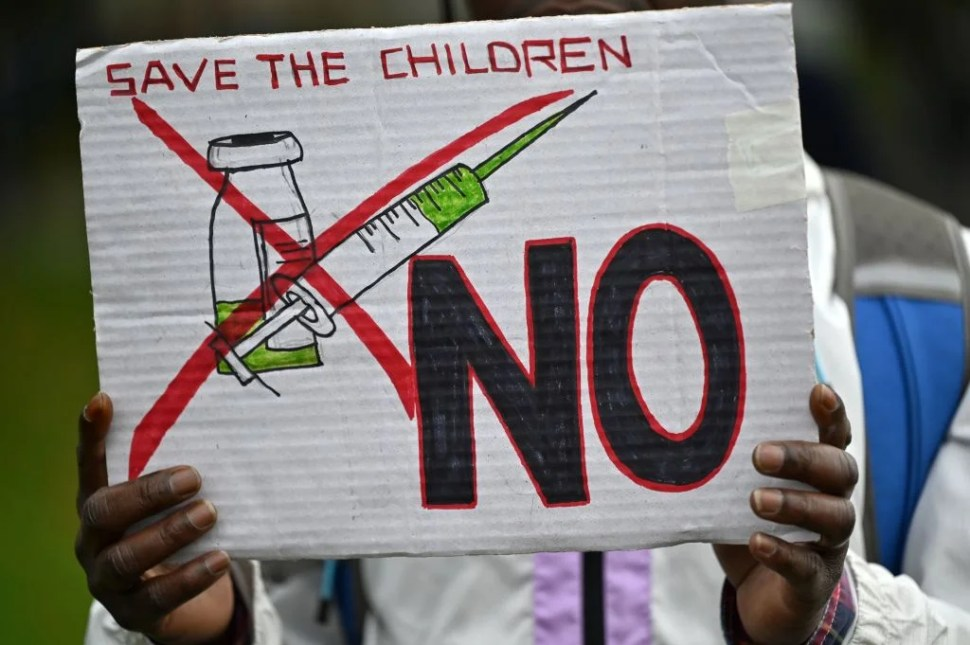 We must listen to, not dismiss, anti-vaxxers   The Independent