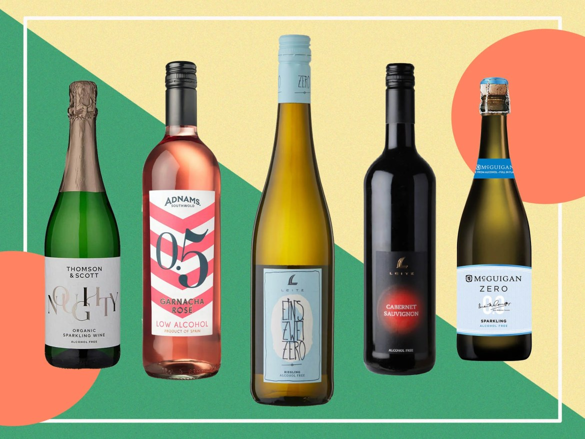 Dry January 2021: Best non-alcoholic wines to try | The Independent