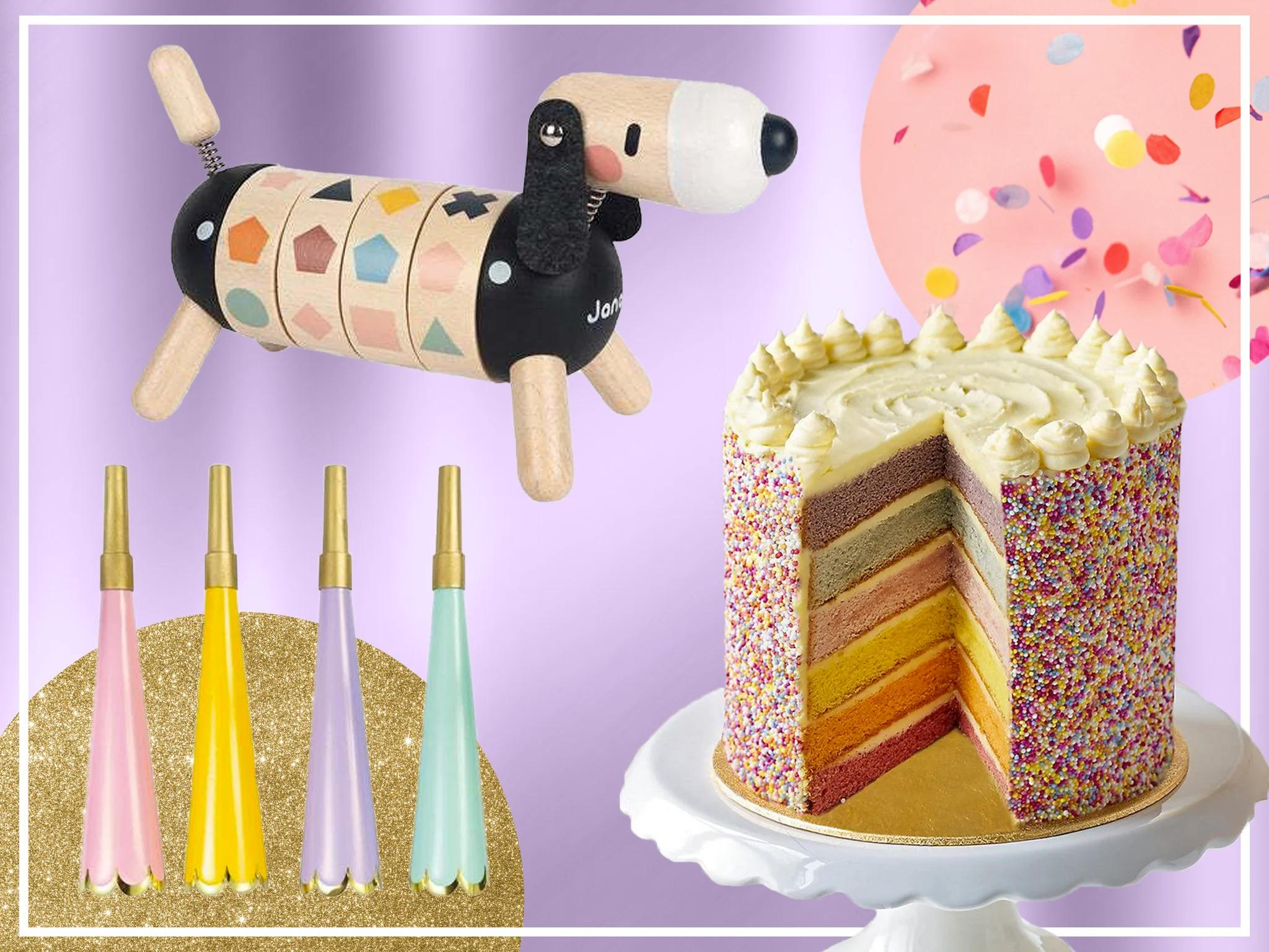 Lockdown Birthday Ideas For Kids Cakes Gifts And Balloons The Independent