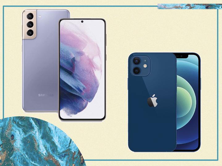 Tech :  Samsung Galaxy S21 vs Apple iPhone 12: nous examinons quelle nouvelle version est la meilleure  , avis