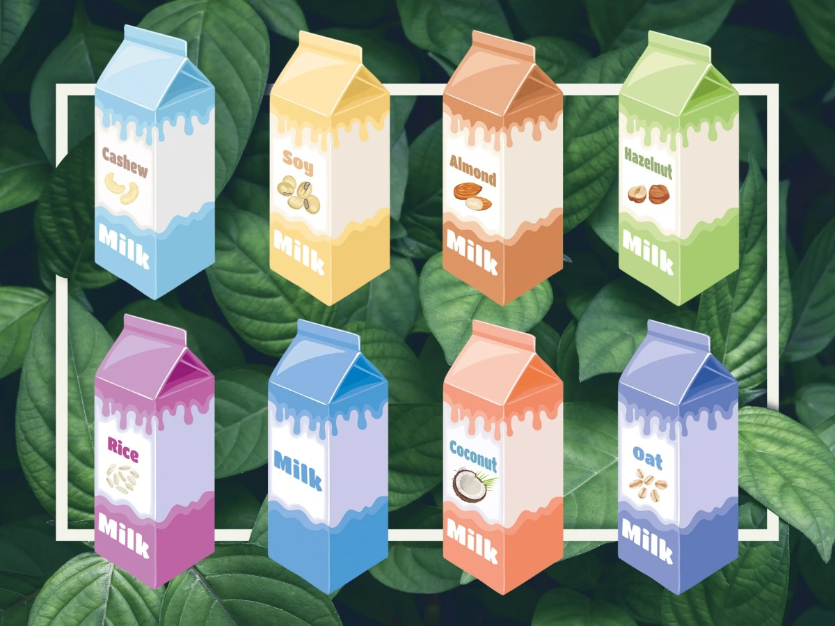 Battle of the White Stuff: Where to begin with plant-based milk?