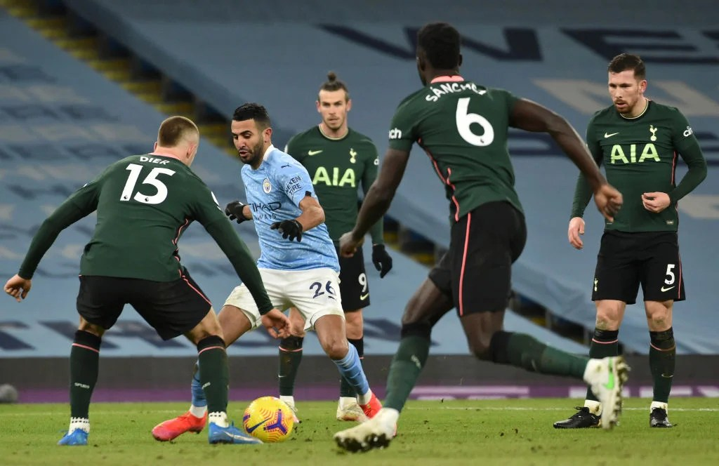 Jamie Carragher claims Tottenham's defenders are 'nowhere near good enough'  | The Independent