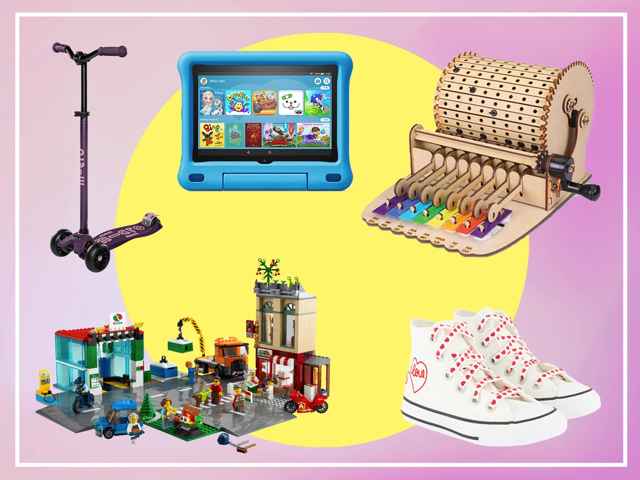 Best Gifts For 8 Year Old Boys And Girls 2021 Tablets Scooters And More The Independent