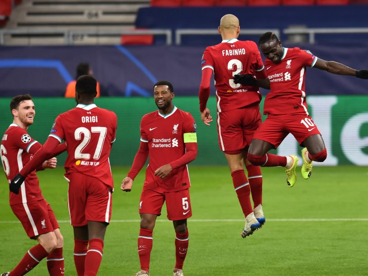 Liverpool vs RB Leipzig report: Champions League last-16 result and  analysis | The Independent