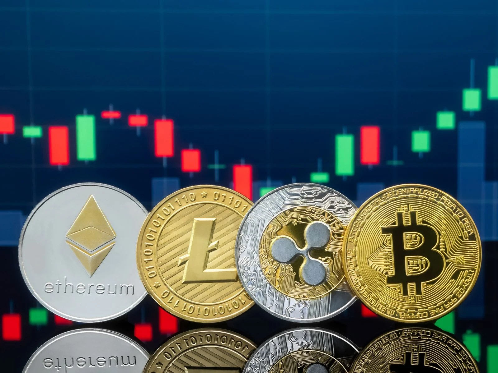 The price of Bitcoin is live: Dogecoin and ethereum have risen to new  record levels - Lovebylife