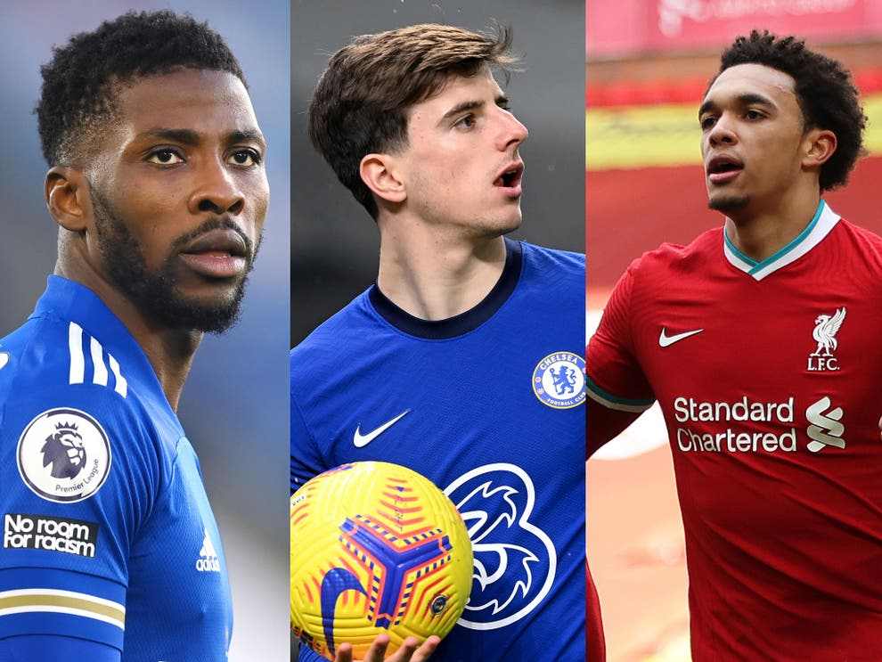 Premier League top four fixtures: Liverpool, Chelsea and Leicester run-ins | The Independent