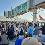'At least five dead' amid Kabul airport chaos, witnesses say 💥😭😭💥