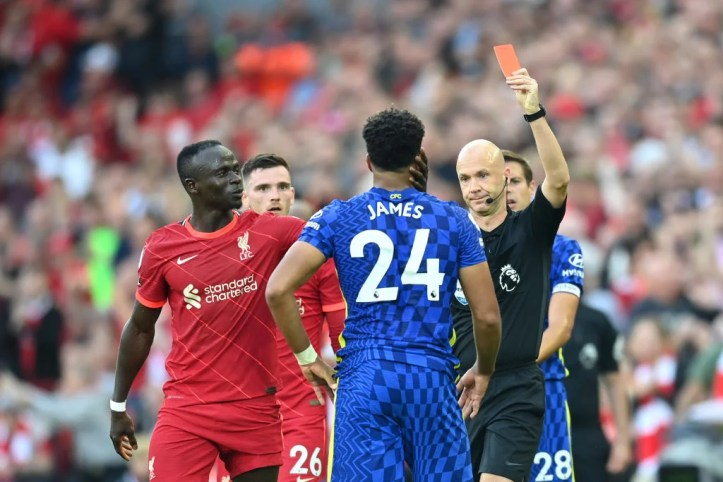 Even after the Reece James red card, Chelsea proved their championship calibre by holding on for a point at Anfield | Premier League Matchday 4 Predictions