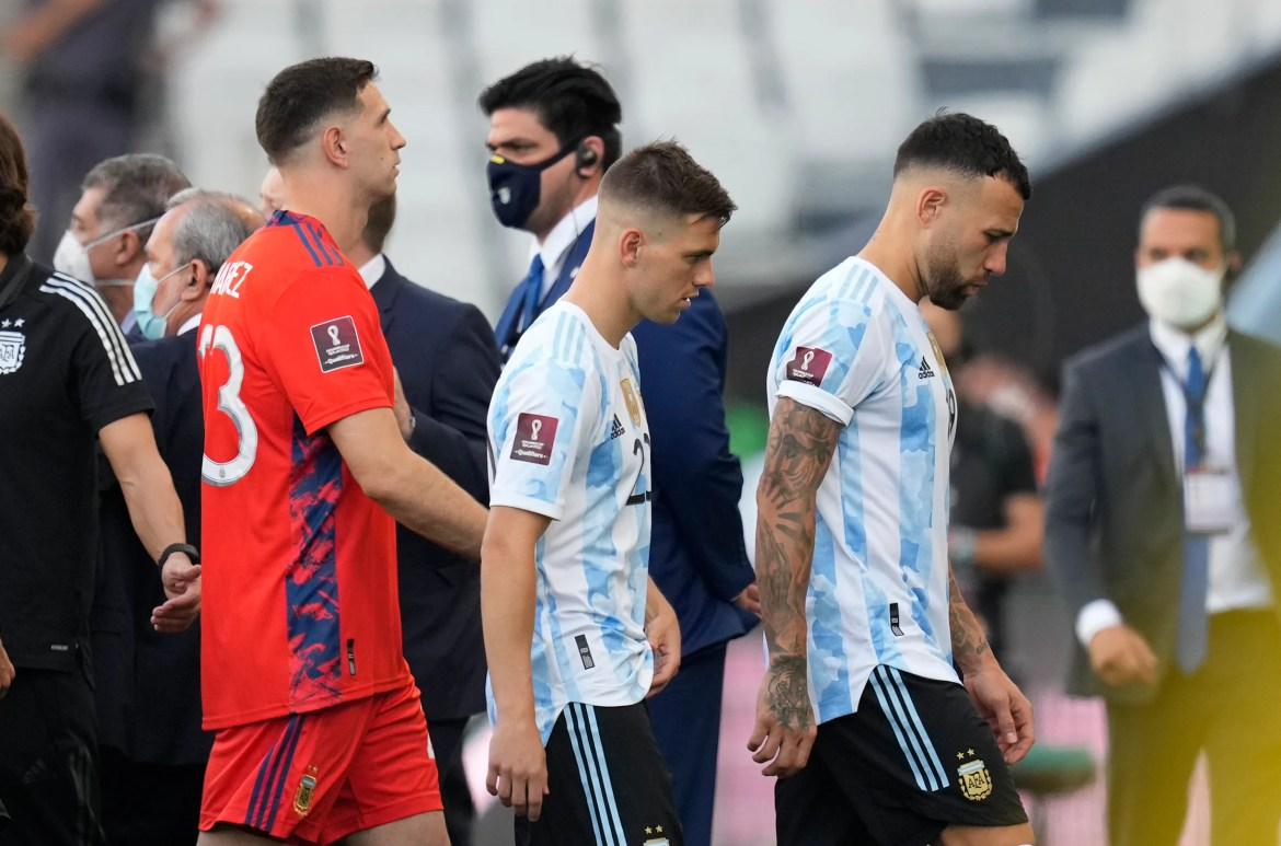 Tottenham set to fine Cristian Romero and Giovani Lo Celso for joining  Argentina squad amid Covid chaos | The Independent