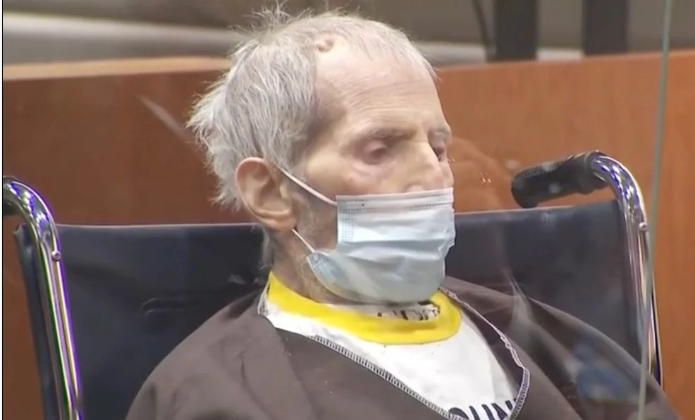 , Robert Durst jailed for life without parole for murder of friend Susan Berman, The Evepost BBC News