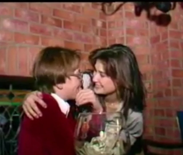 Video Resurfaces Of Demi Moore Passionately Kissing 15 Year Old Boy The Independent