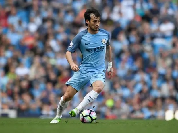 Silva Was Deemed Too Expensive By Guardiola At The Time Getty