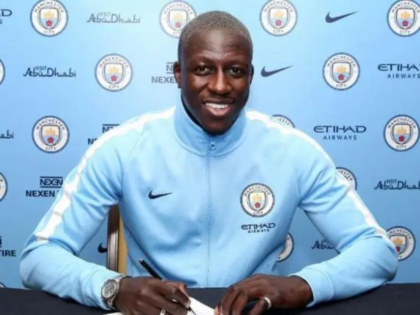 Image result for Benjamin Mendy