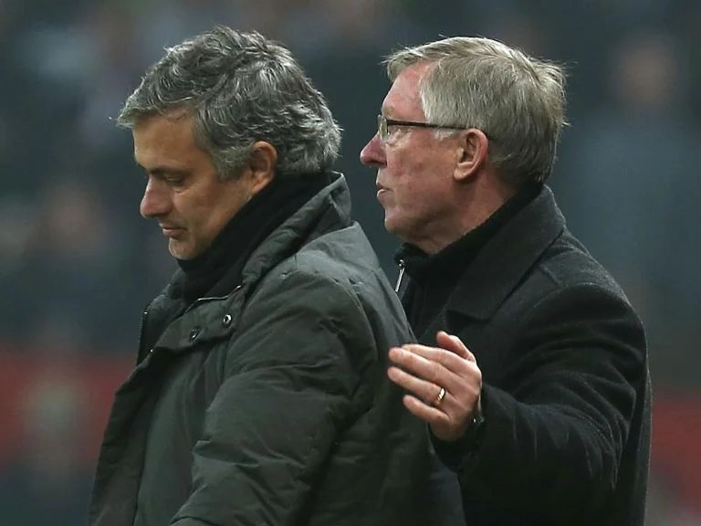 Image result for The Fergie Curse: Mourinho struggles put my Man Utd spell in perspective, says Moyes