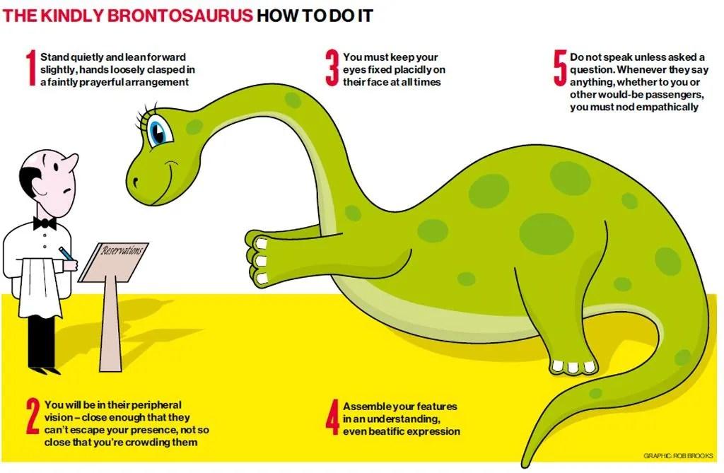 kindly brontosaurus