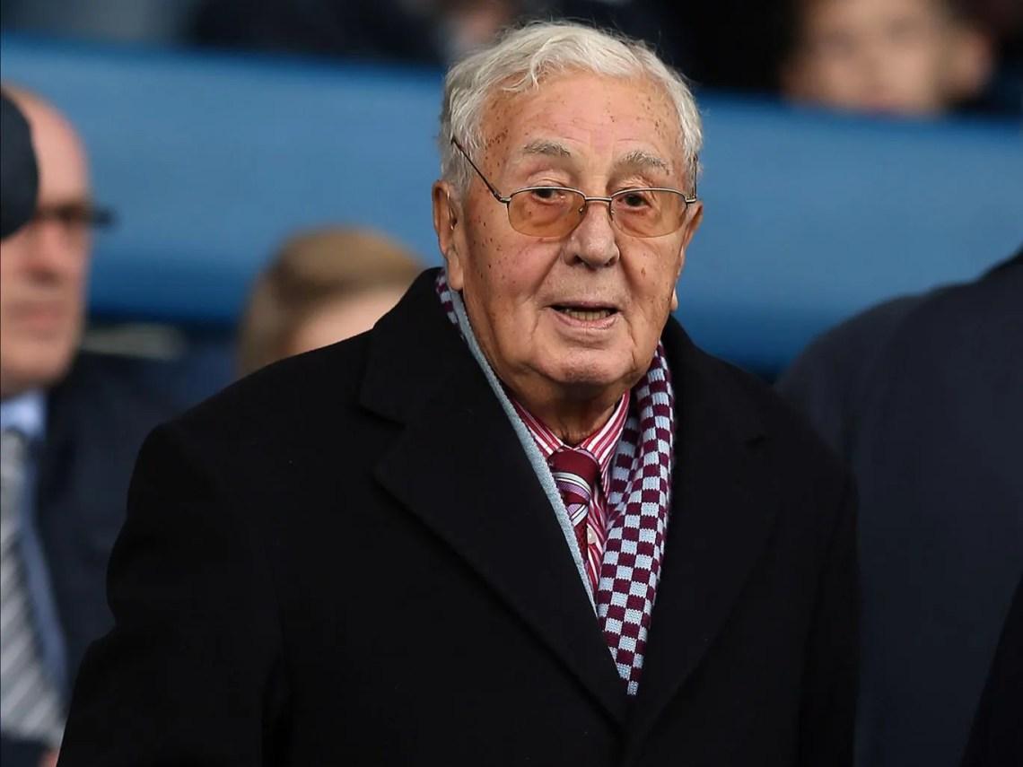 Bbc Apologise For Linking Aston Villa President Doug Ellis