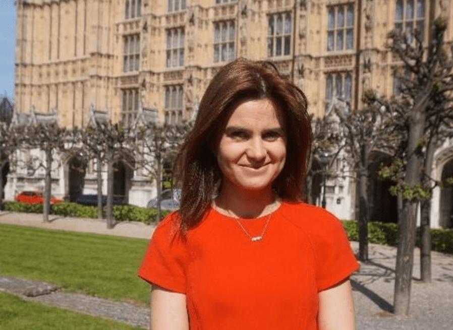 Britih Labour MP Jo Cox