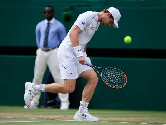 andy murray 2 - Andy Murray targets Wimbledon return after undergoing successful hip surgery in Melbourne