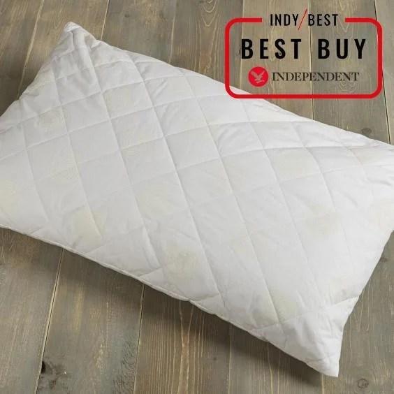 Bedding Best Pillow For Side Sleepers Mattress Australia Wamsutta