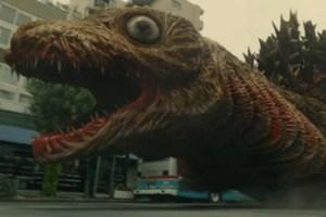 Larva Godzilla