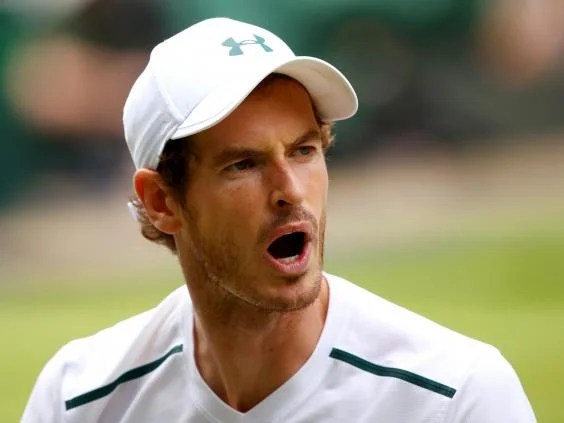 andy murray - Andy Murray targets New Year comeback in Australia but will not rush return after charity match defeat by Roger Federer