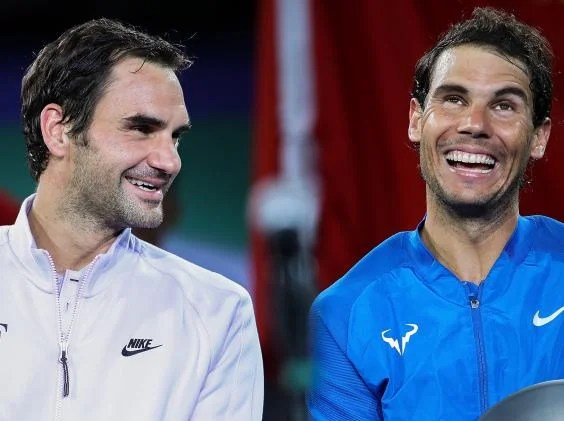 federer nadal 1 - Roger Federer and Rafa Nadal aim to bring a fitting finale to a season which they have utterly dominated