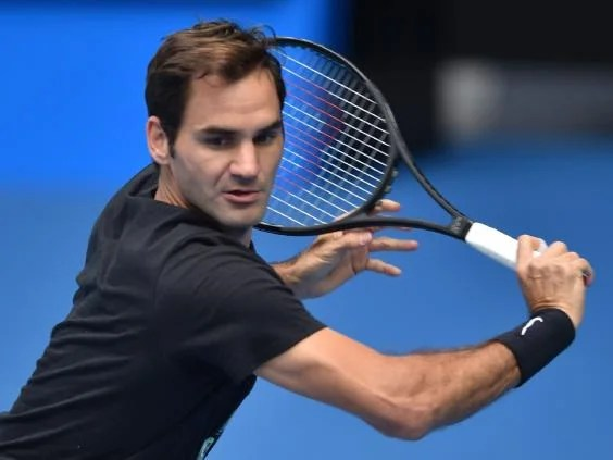 roger federer1 - Australian Open 2018: Roger Federer under weight of his own expectation as rivals struggle with fitness concerns