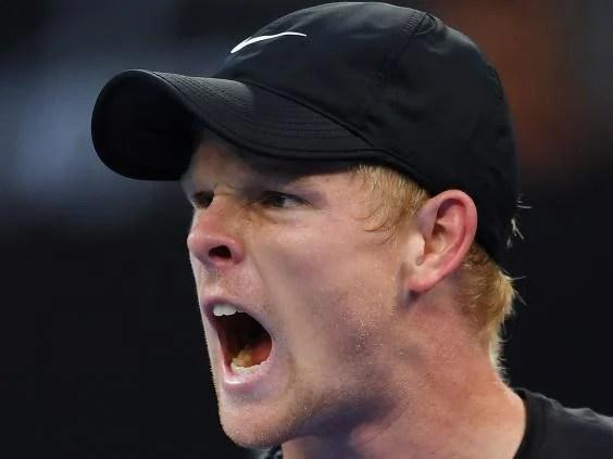 kyle edmund11 - Australian Open 2018: Kyle Edmund reaches Grand Slam quarter-finals for first time with win over Andreas Seppi