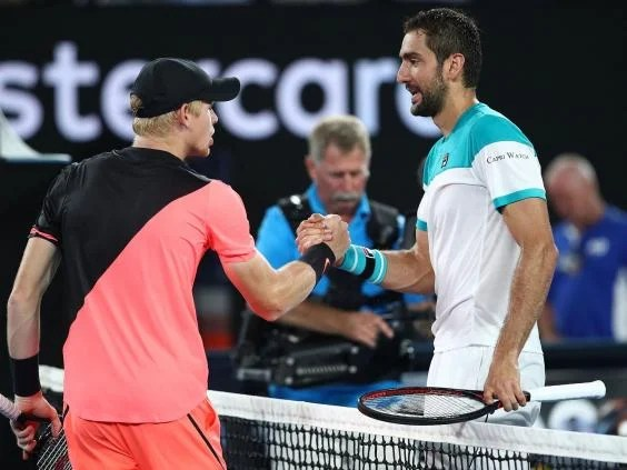 edmund cilic - Kyle Edmund eager for next challenge after remarkable Australian Open run comes to an end