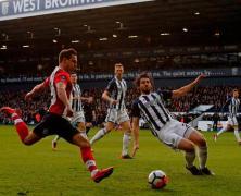 Video: West Bromwich Albion vs Southampton