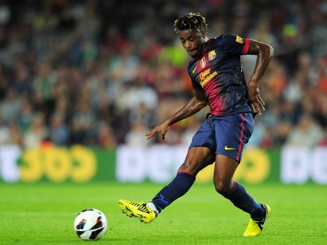 Alex Song says opportunity to swap Arsenal for Barcelona was 'once ...