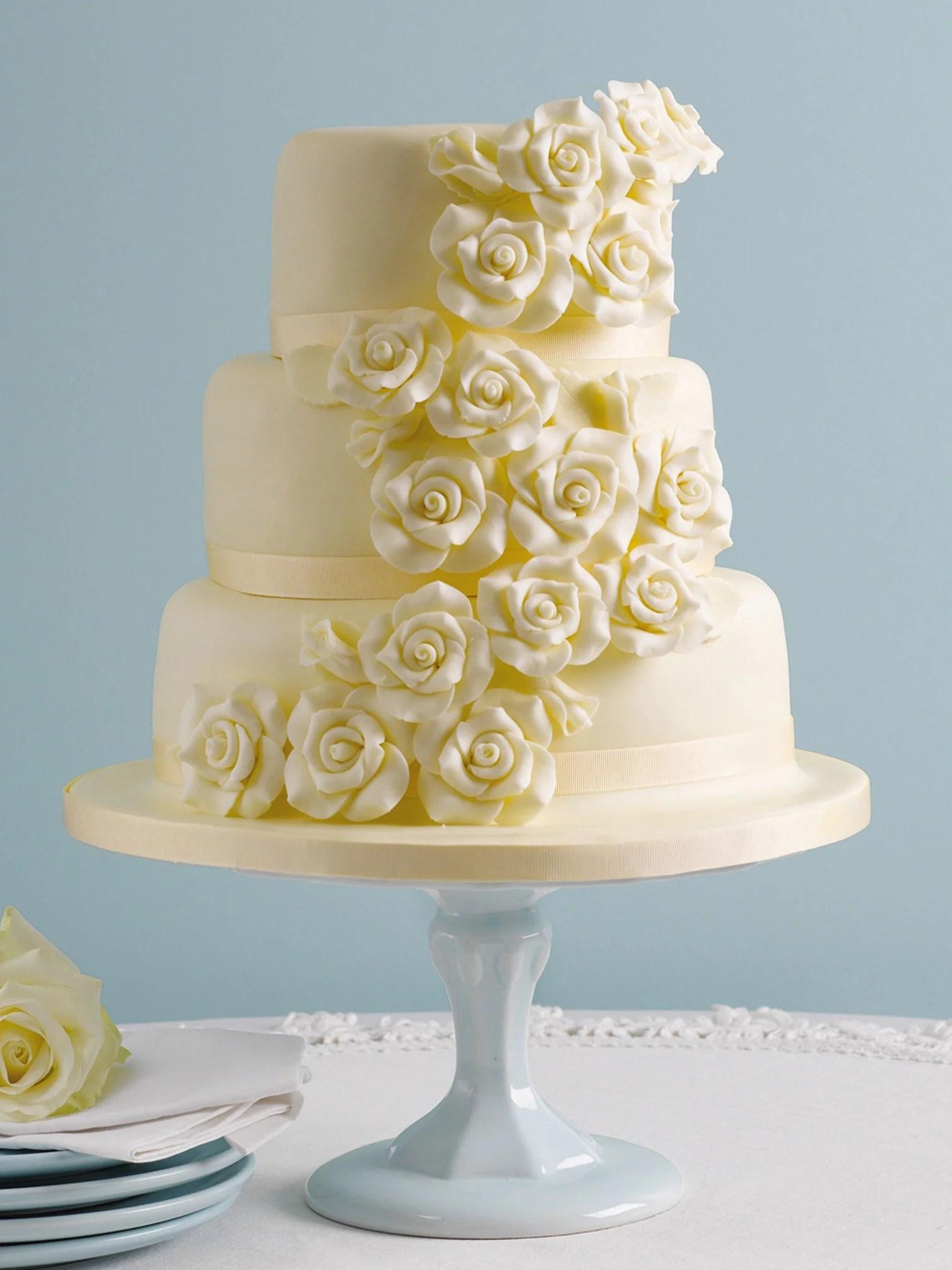Best Wedding Cake Flavours