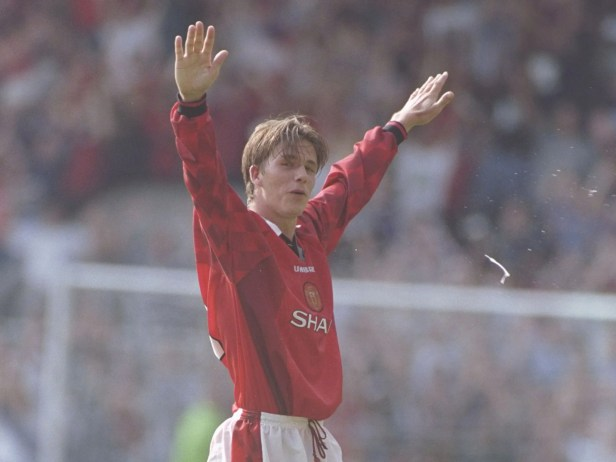 David Beckham retires: The best goals scored by the former England and  Manchester United player | The Independent