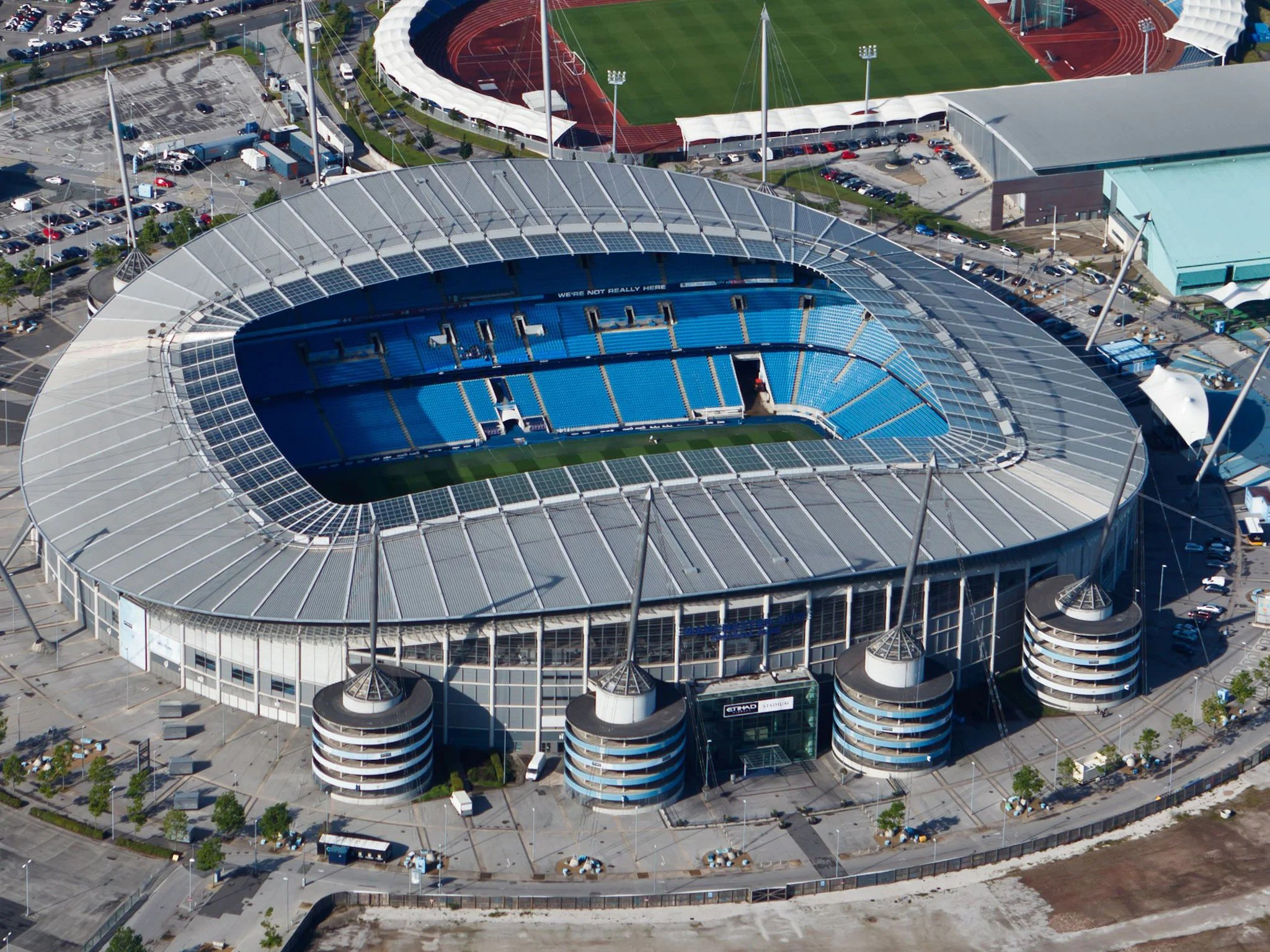 Manchester City Plans Create Potential For 60,000 Capacity
