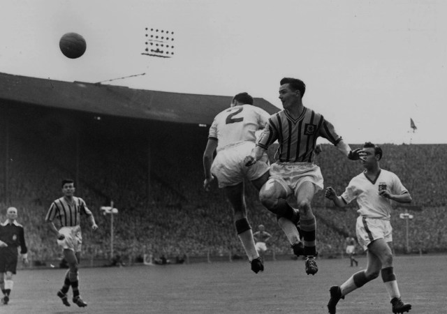 Image result for 1961 league cup peter mcparland