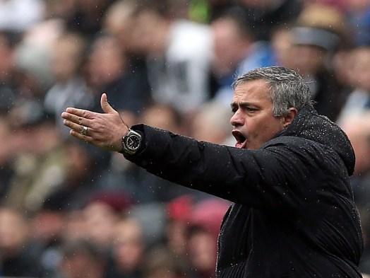 Image result for jose mourinho mad manchester