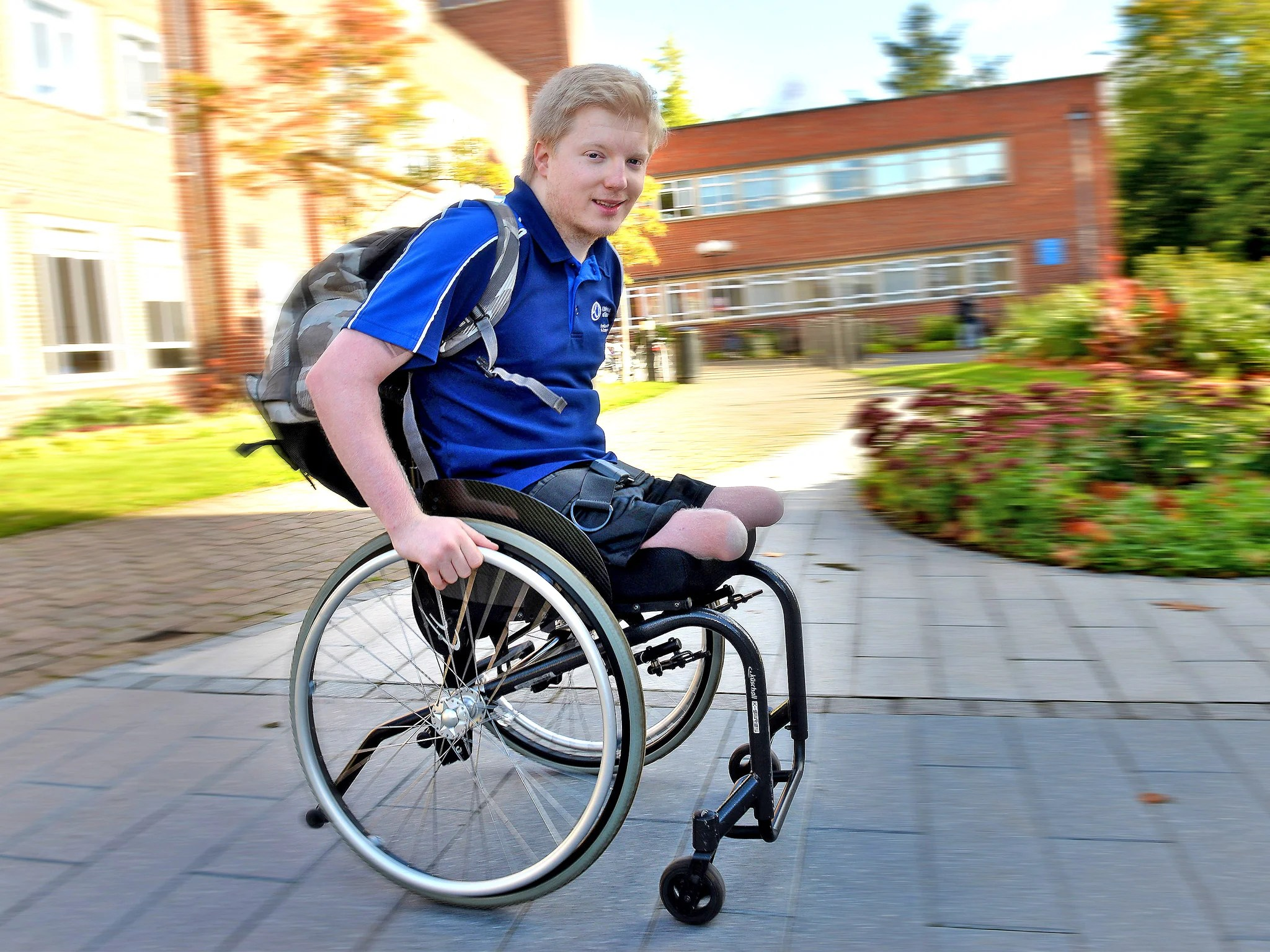 First Disability Coaching Degree Will Produce Generation