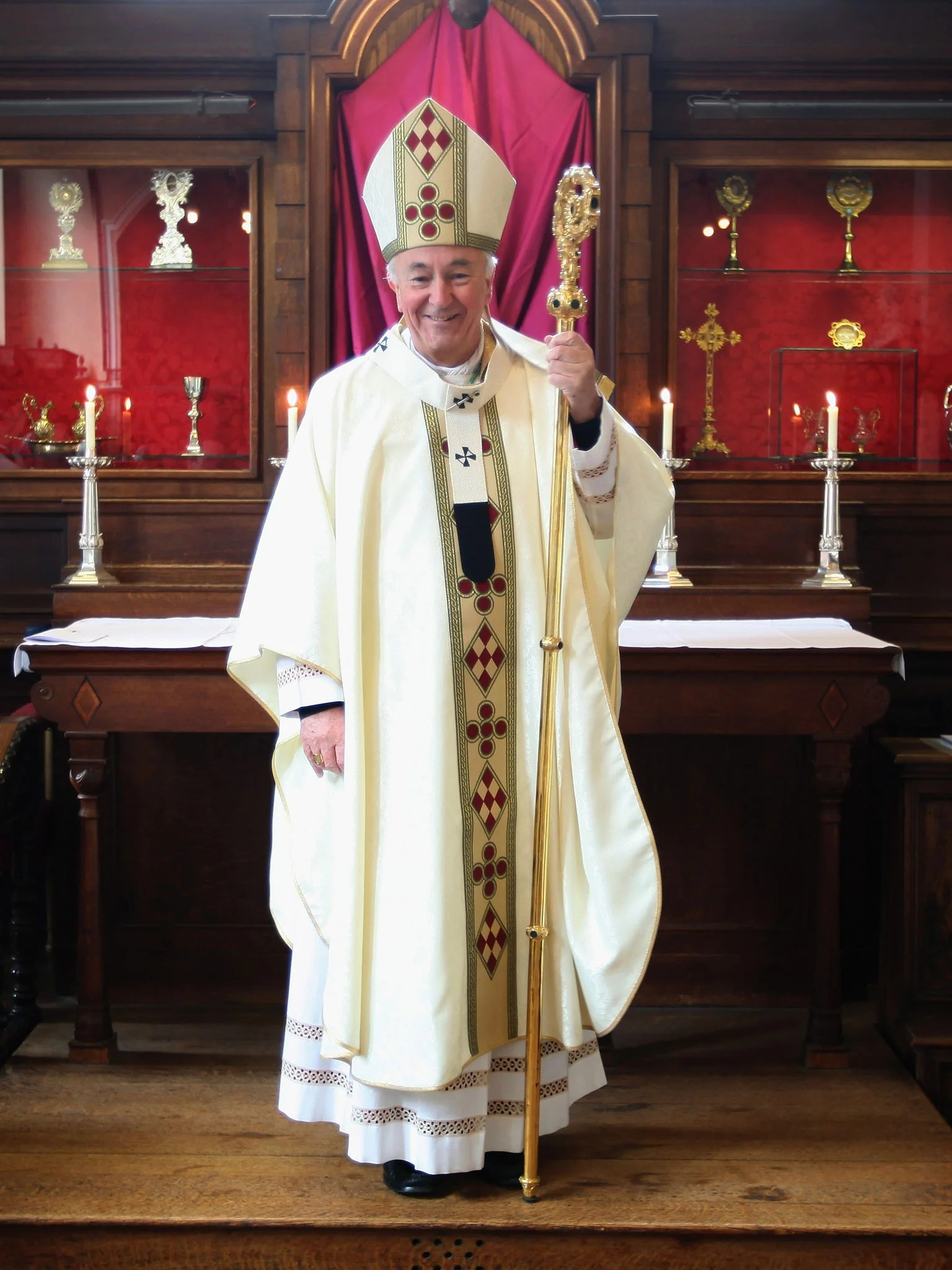 Archbishop Of Westminster Vincent Nichols To Be Made A Cardinal By Pope Francis The Independent