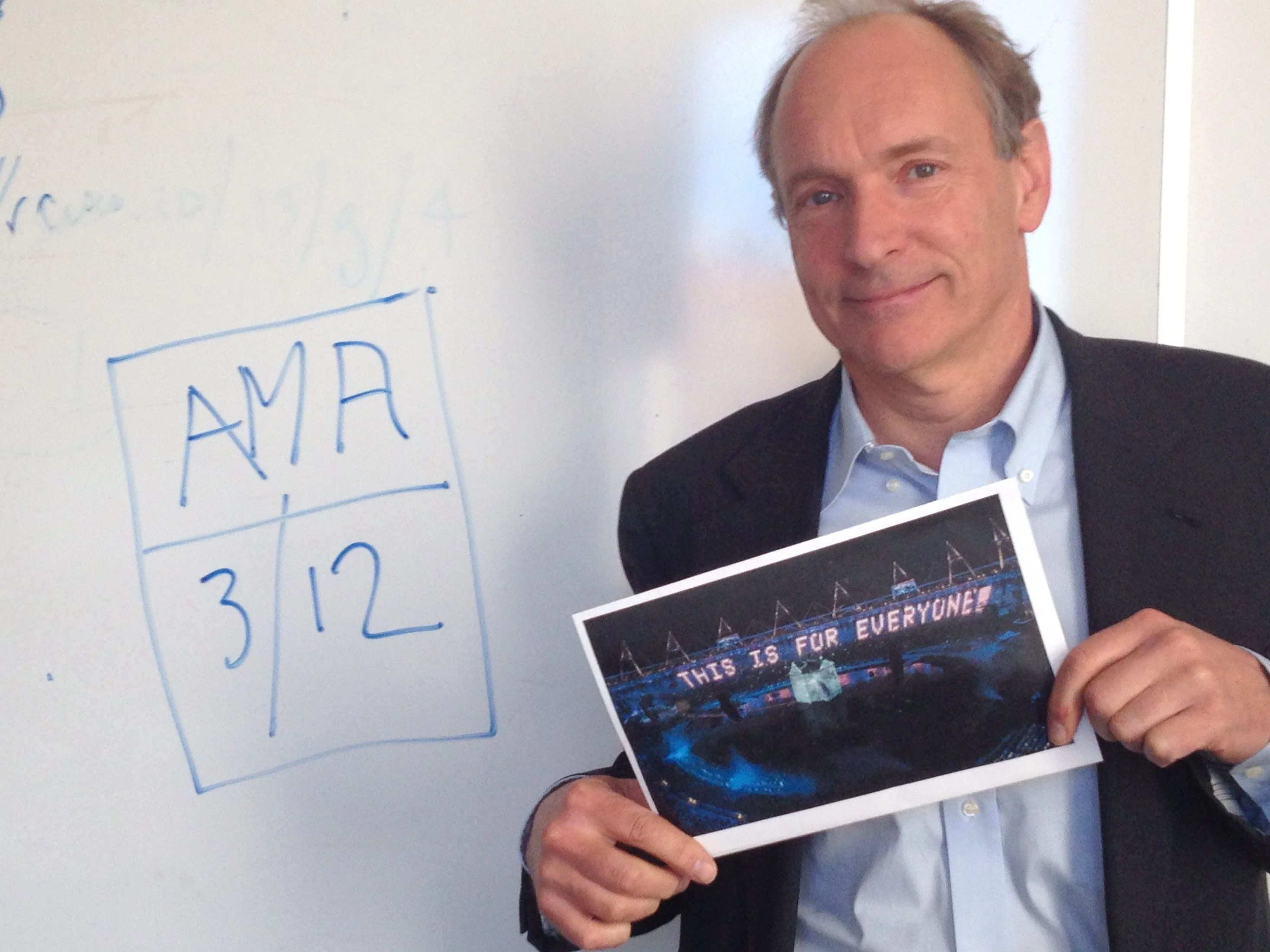 Tim Berners Lee On Creating The Web I Never Expected All