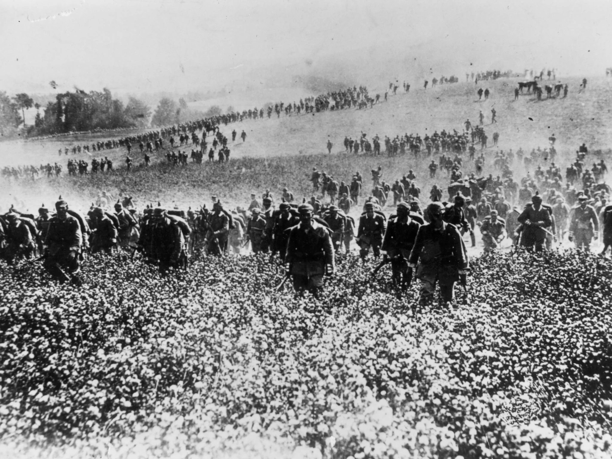A History Of The First World War In 100 Moments The
