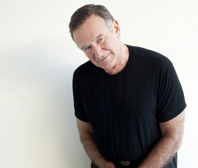 Touching Lives Robin Williams In