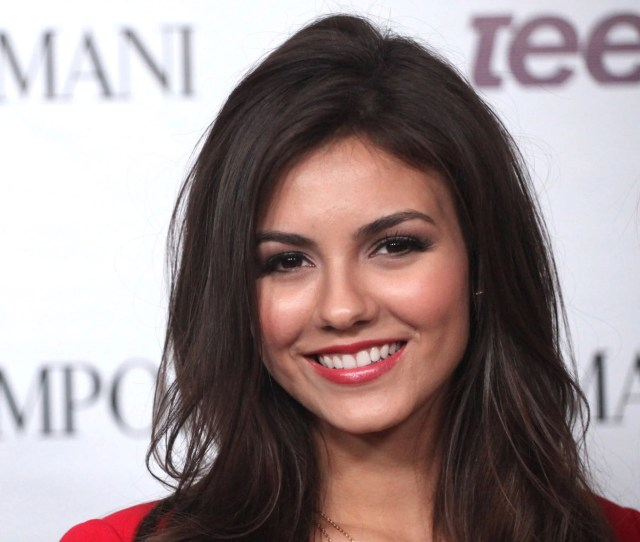 Victoria Justice On Nude 4chan Hacker Photo Leaks Let Me Nip This In The Bud Right Now Pun Intended