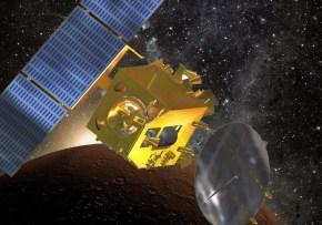 Image result for mangalyaan satellite