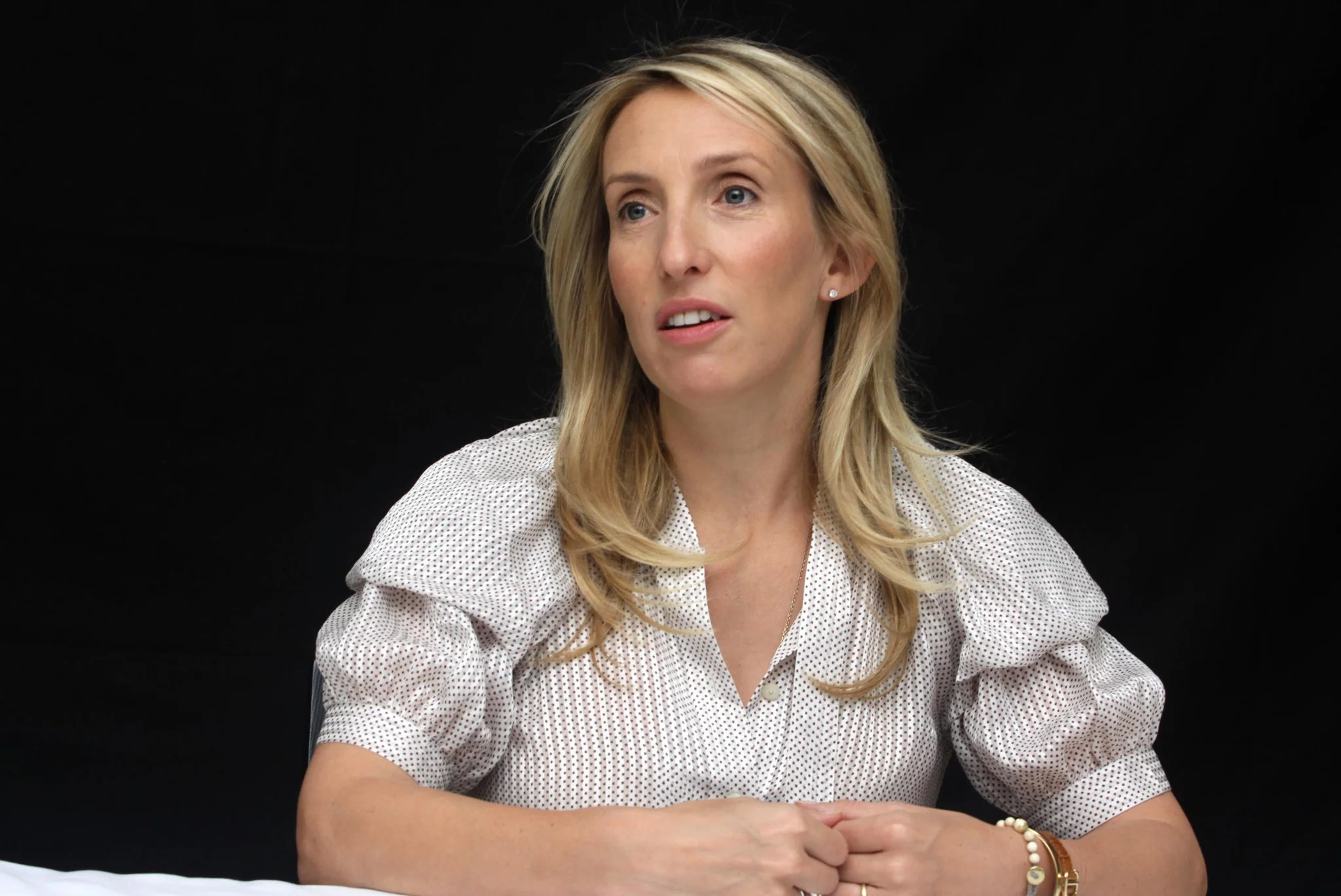 Sam Taylor Johnson Interview Fifty Shades Of Grey Director On Bringing The Hit To The Screen