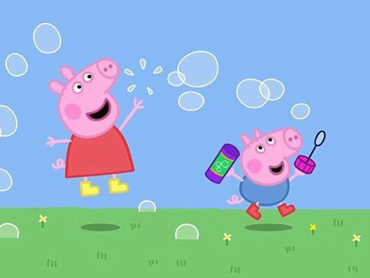 Peppa Pig Making American Children Speak With English Accents