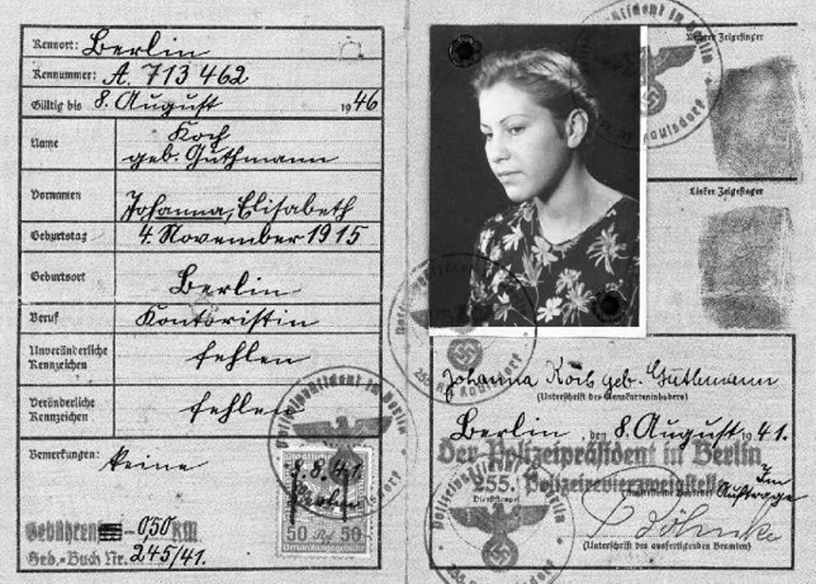 My Life As A Jew In Wartime Berlin How I Outwitted The