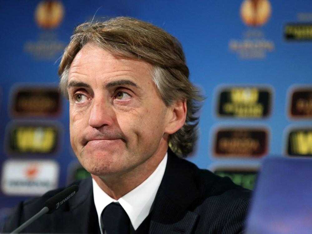 Roberto Mancini kurubu udafite ikipe kubera ko inter milan iheruka kumwirukana.