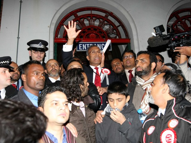 Lutfur Rahman: My part in exposing the mayor in the face of verbal attacks  and threats | The Independent | The Independent